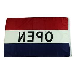 3x5 Ft Business OPEN Flag 3 x 5 Foot Yard Banner 3'x5' Adver