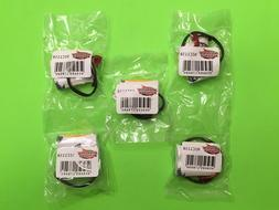 5 new interstate replacement exit sign batteries