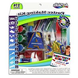 ArtSkills Poster Making Kit, Arts and Crafts Supplies, Inclu