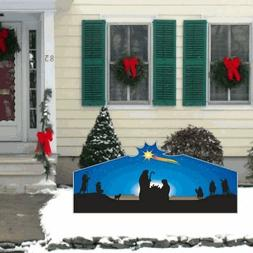 VictoryStore Yard Sign Outdoor Lawn Decorations, Christmas N