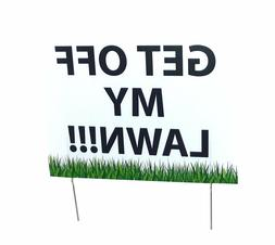Aahs Engraving Home  Yard Sign, 16 X 12 inches  #392362