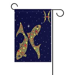 double sided zodiac sign aquarius