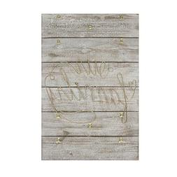 Barnyard Designs Our Family Photo Display, Rustic Distressed