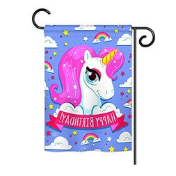 Ornament Collection G192067 Magical Unicorn Birthday Special