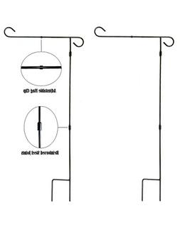 """Pacific Flag Supply Garden Flag Pole Stand - 36"""" Tall by 16"""""""