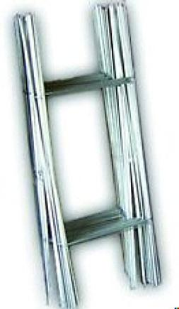 """Highway Traffic Supply Heavy Duty """"H"""" Frame Wire Stakes Use"""