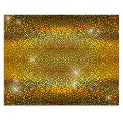 ArtSkills Holographic Poster Board, 22 x 28 Inches, Gold, 15