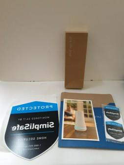 Simplisafe Home Security Alarm Yard Sign With Stake and Wind