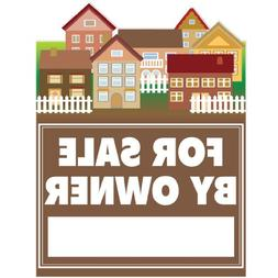 VictoryStore Yard Sign Outdoor Lawn Decorations: Home for Sa