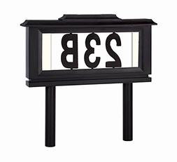 House Mailbox Numbers Reflective Sign – Address Plaques Do
