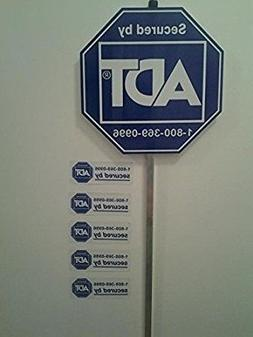 Huge New Special August Sign Sale! 1 Adt Home Secure Alarm Y
