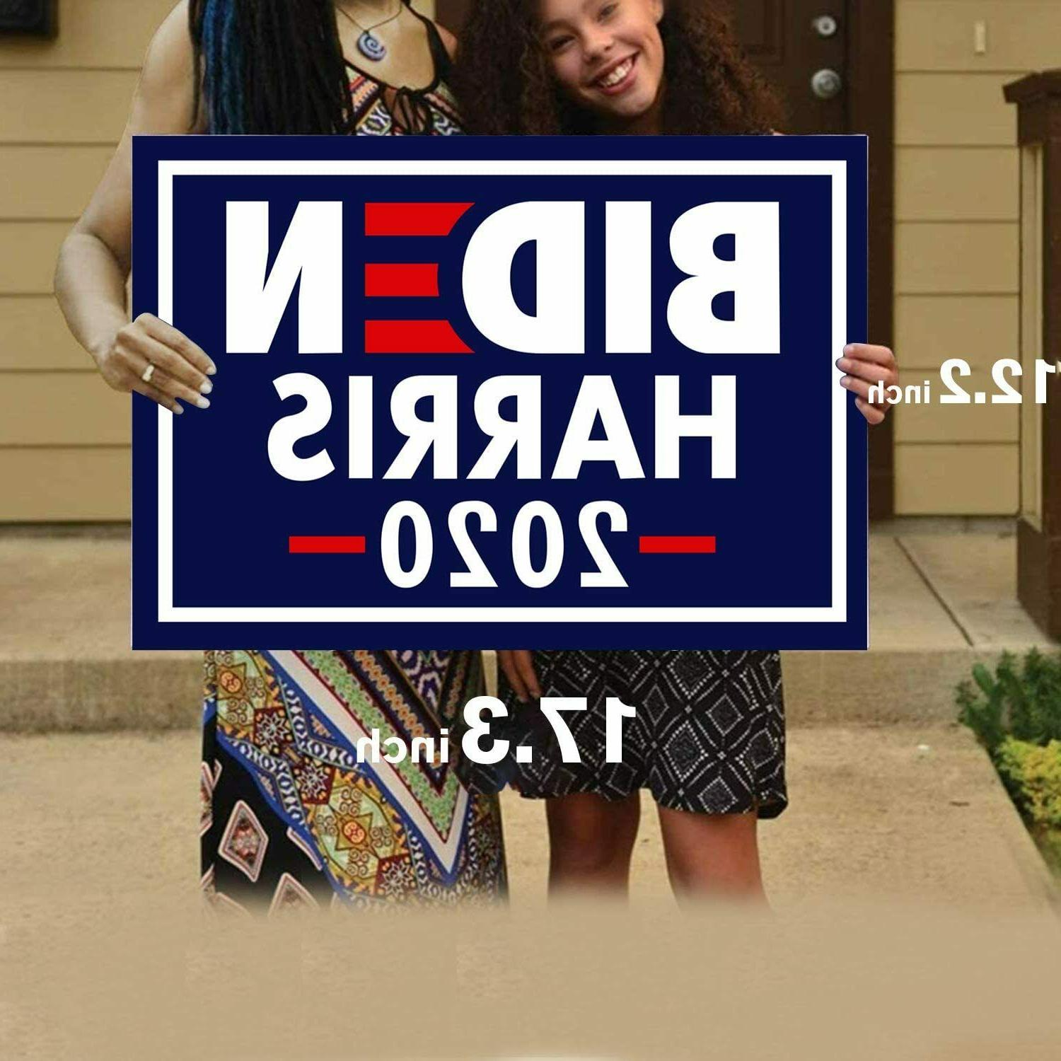"12""x 18"" 2020 USA Elections Yard Sign"