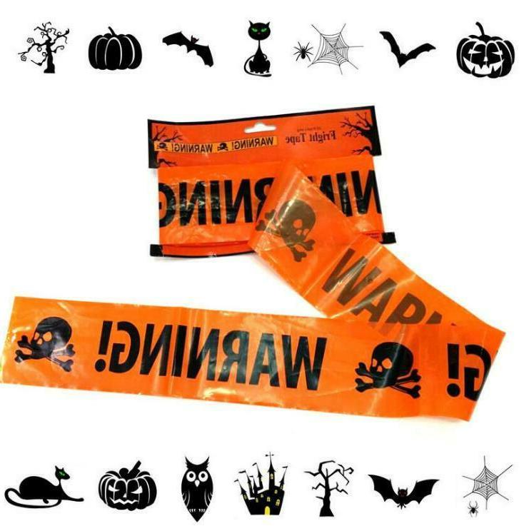 20FT Hanging Sign Halloween Party Home