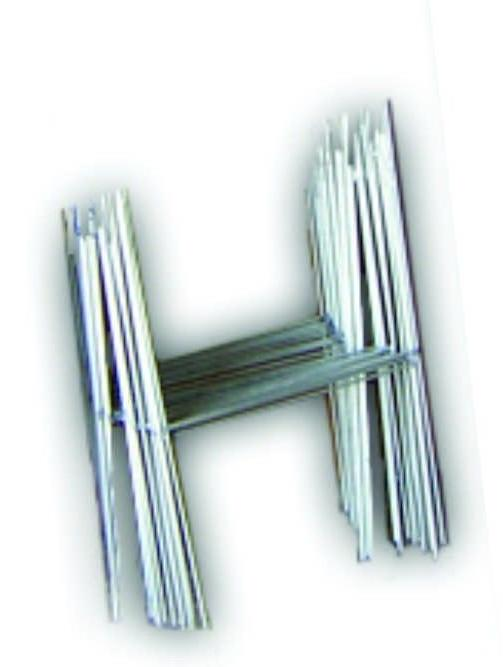 25 h 10 x15 wire step stakes