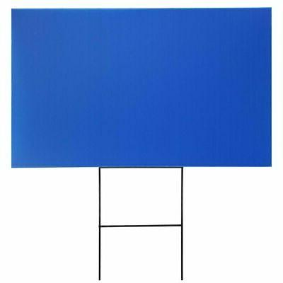 Yard Board, Blue, 24x36""