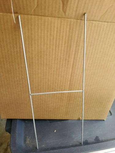95 h 6 x15 wire step stakes