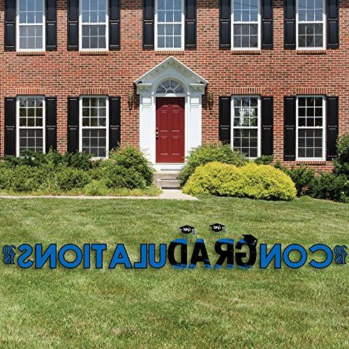 Blue - Best is Yet to Come Lawn Decorations - Blue Yard