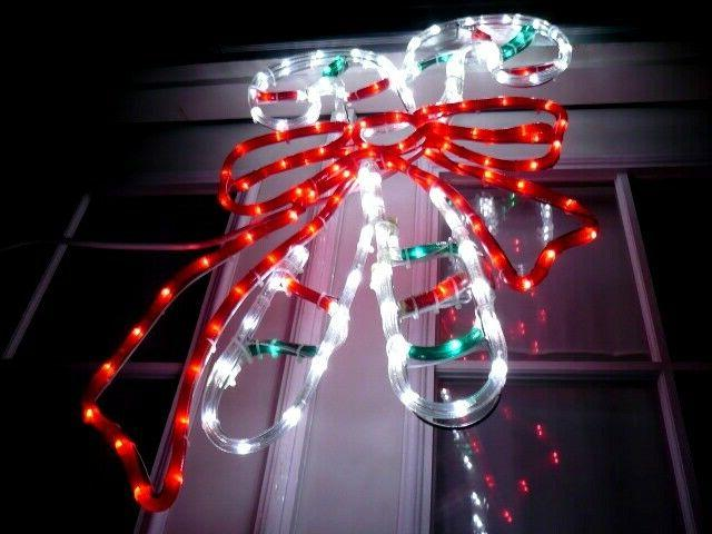 CANDY CANE CHRISTMAS YARD SIGN