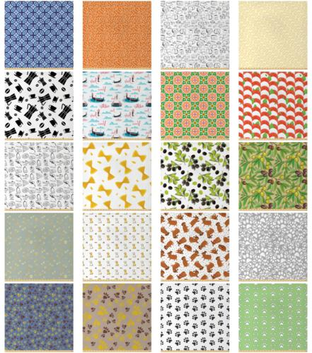 fabric by the yard polyester fabric