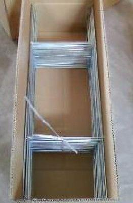 """Standard """"H"""" Stakes 10"""" x30"""" of - Sign - with"""