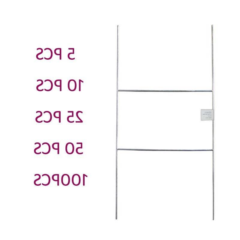 h frame wire stakes 20 x10 9ga