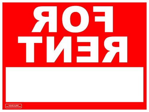 """Large 24"""" 18"""" - Home - Lawn Signage + Stake"""