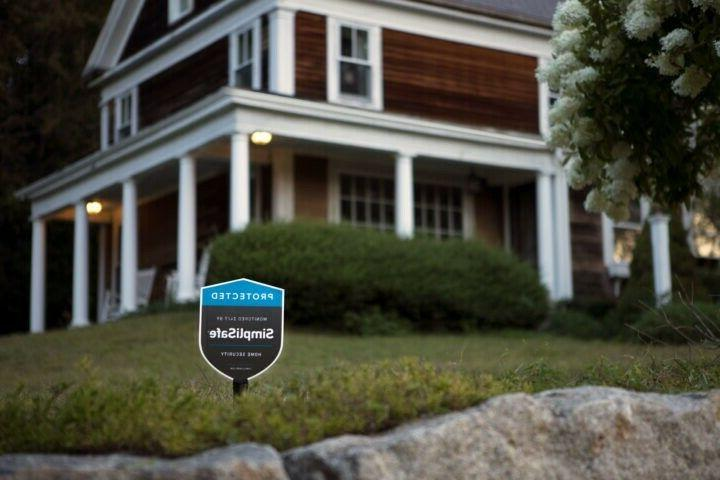 Simplisafe Security Alarm Yard Extensions Package