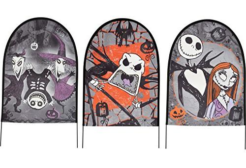 Disney Christmas Fabric By The Yard.Disney The Nightmare Before Christmas Fabric Yard Signs