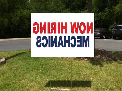 Now Red Blue Sign /Free