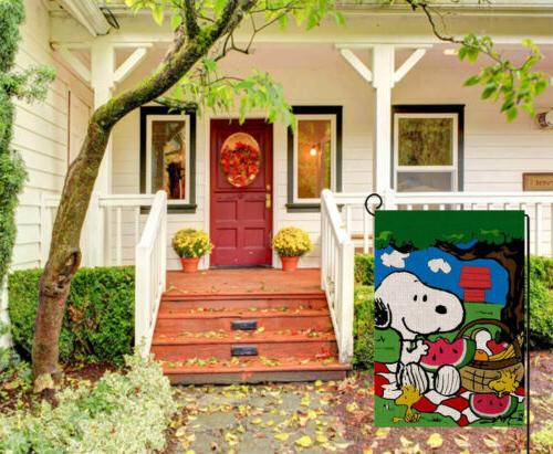 Outdoor Summer Lovely Snoopy