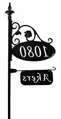 Park Address w/ Name USA Made Great Gift