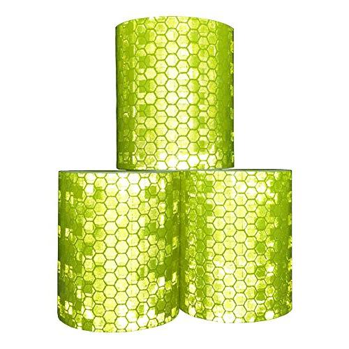 reflective tape 3 rolls safety