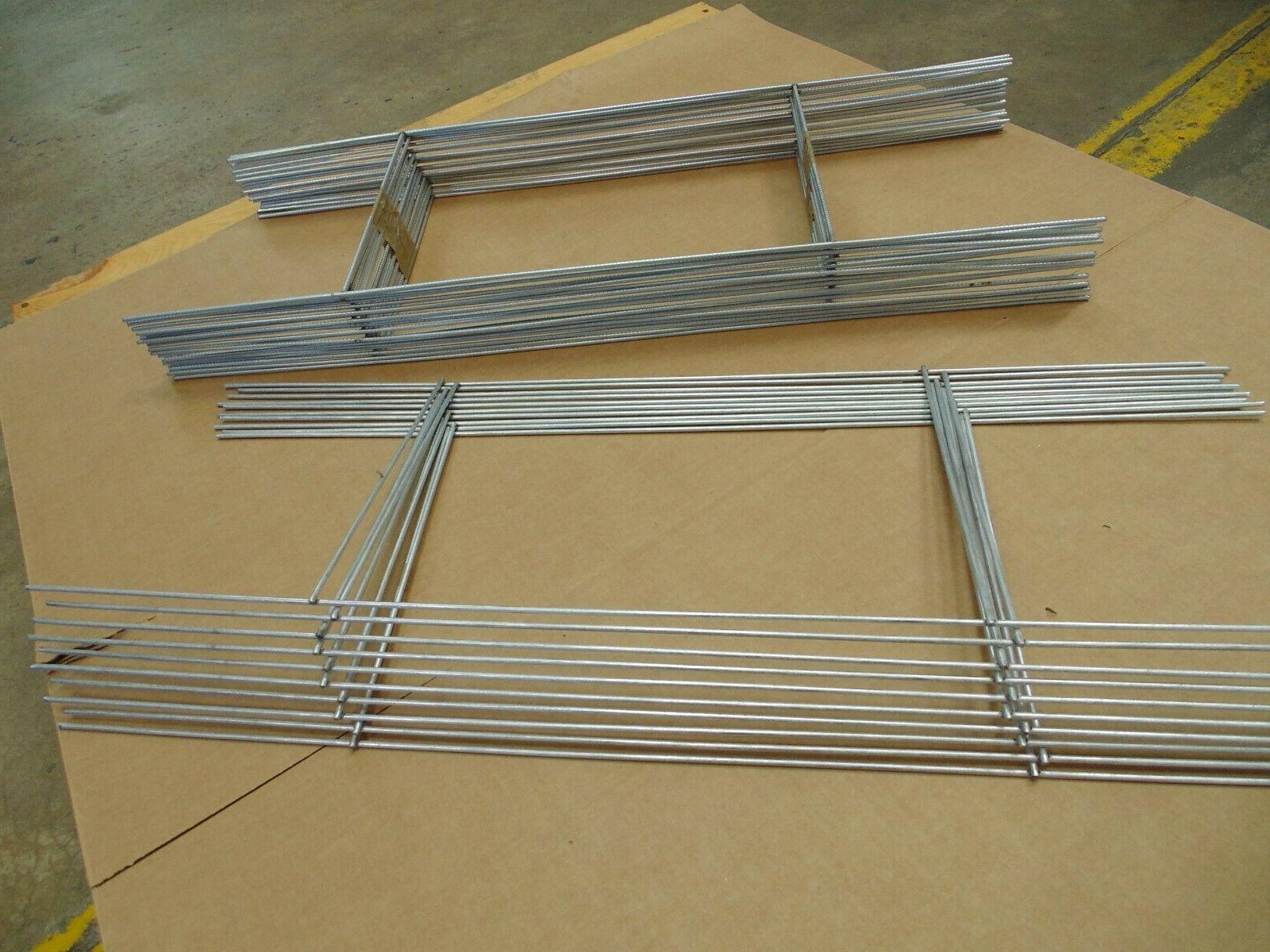 "Signs Stake Double ""H"" Yard Stakes 10x30 Ship Same Day UPS"
