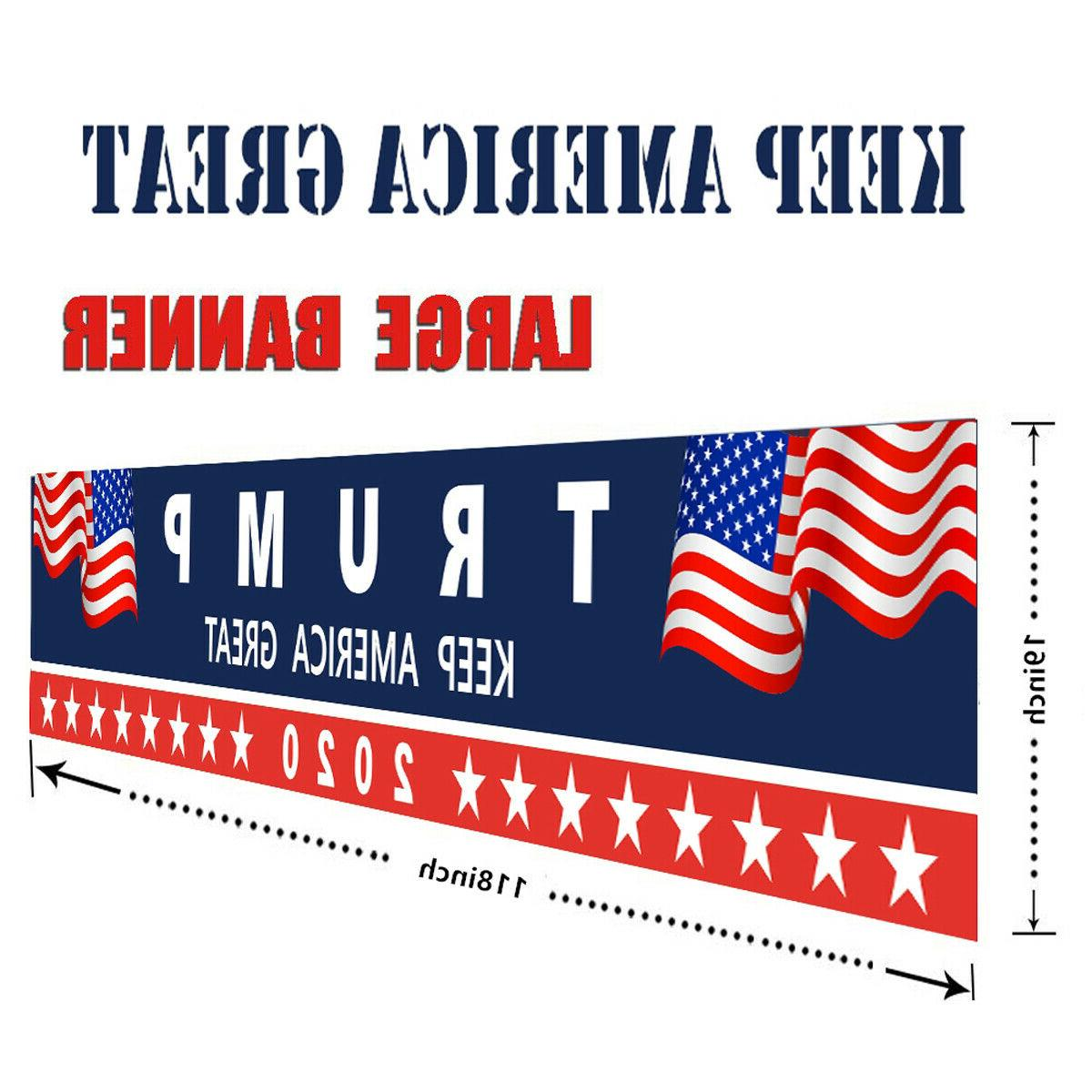 Trump Garden Sign for Home House Lawn Sign