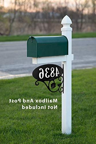 USA Hand-Crafted Double Park Super Mailbox Easy to