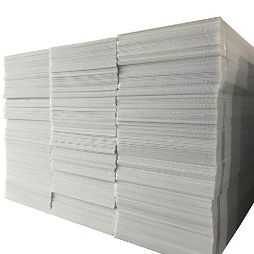 """MEJOR CONOCIDO 24""""x18"""" White Blank Lawn Yard Sheet with Opening Business, Rent, House"""