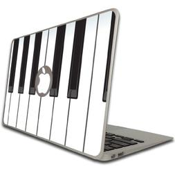 Macbook Air or Pro - Vinyl, Removable Skin - Music - Piano K
