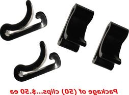Metal Yard Sign Frame Clips - FREE SHIPPING