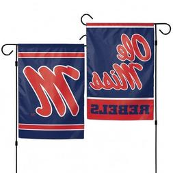 WinCraft NCAA University of Mississippi Ole Miss 12x18 Inch