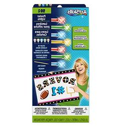 ArtSkills Poster Lights, Assorted Colors, 20 Lights