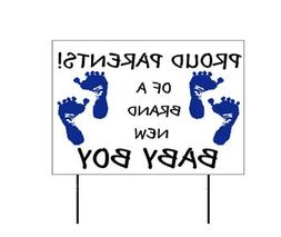 VictoryStore Yard Sign Outdoor Lawn Decorations - Proud Pare