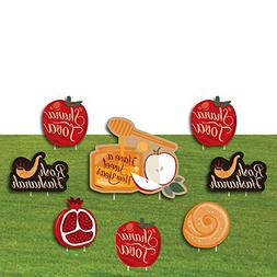 Rosh Hashanah - Yard Sign & Outdoor Lawn Decorations - Jewis