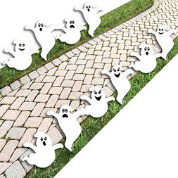 Spooky Ghost - Ghost Shape Lawn Decoration Signs - Outdoor H