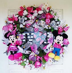 Valentine's Day CLEARANCE FREE Ship Mickey and Minnie Mouse