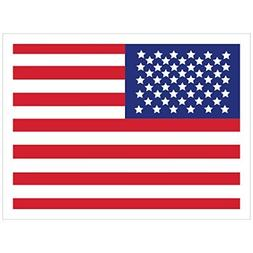 VictoryStore Yard Sign Outdoor Lawn Decorations: American Fl