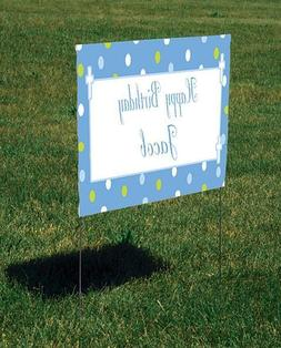 Yard signs  Boy or Girl Welcome Home, Baby, Birthday, choose
